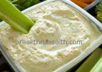 Healthy Dip Recipes for summer