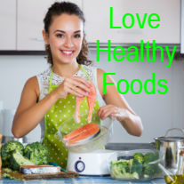Change attitude toward healthy foods